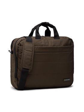 National Geographic National Geographic Чанта за лаптоп Briefcase N00708.11 Зелен