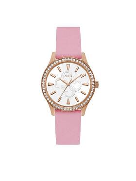 Guess Guess Zegarek Anna GW0359L3 Różowy