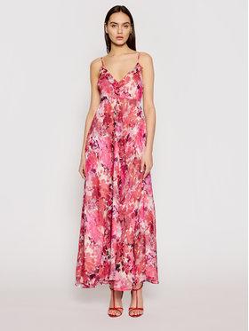 Liu Jo Liu Jo Sukienka letnia IA1101 T2461 Różowy Regular Fit