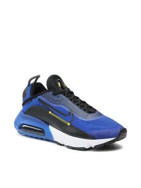 Nike Nike Boty Nike Air Max 2090 CV8835 400 Modrá