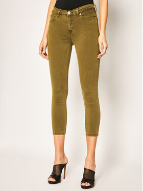 Tommy Jeans Tommy Jeans Skinny Fit Jeans DW0DW07498 Grün Skinny Fit