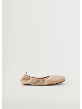 Mango Mango Balerini Ballet 17010156 Bej