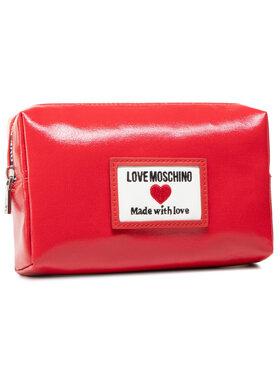 LOVE MOSCHINO LOVE MOSCHINO Geantă pentru cosmetice JC5305PP1CLC150A Roșu
