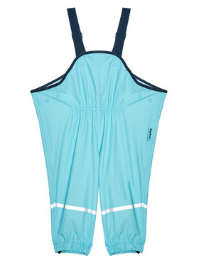 Playshoes Playshoes Spodnie przeciwdeszczowe 405424 M Niebieski Regular Fit