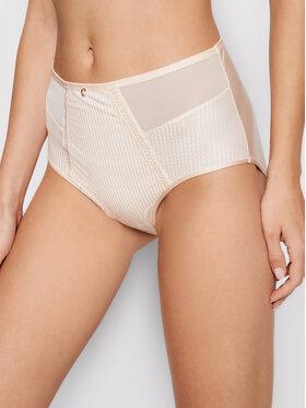 Chantelle Chantelle Klasické kalhotky s vysokým pasem Chic Essential C16G80 Růžová