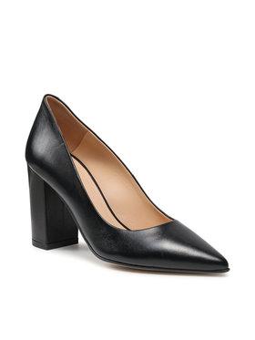 Solo Femme Solo Femme Κλειστά παπούτσια 75403-8A-A19/E45-04-00 Μαύρο