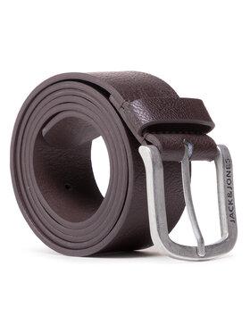 Jack&Jones Jack&Jones Cintura da uomo Jacharry Belt Noos 12120697 Marrone