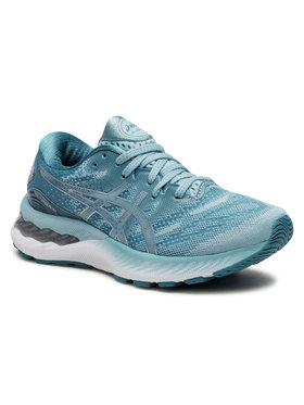 Asics Asics Topánky Gel-Nimbus 23 1012A885 Modrá