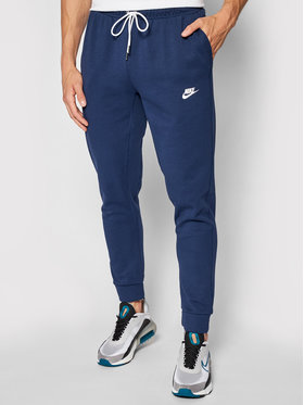 Nike Nike Долнище анцуг Sportswear CU4457 Тъмносин Standard Fit