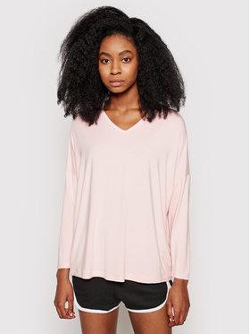Calvin Klein Underwear Calvin Klein Underwear Bluse 000QS6409E Rosa Regular Fit