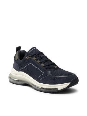 Tommy Hilfiger Tommy Hilfiger Sneakers Air Runner Mix FM0FM03633 Bleu marine
