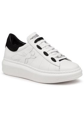Patrizia Pepe Patrizia Pepe Sneakersy 2V9708/A3KW-F2LU Bílá
