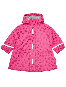 Playshoes Playshoes Giacca impermeabile 408531 M Rosa Regular Fit