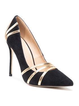 Eva Minge Eva Minge Pantofi cu toc subțire EM-35-09-001101 Negru
