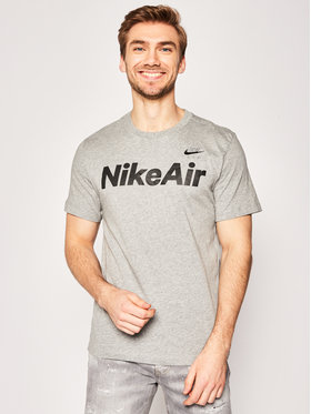 Nike Nike Tricou Air CK2232 Gri Standard Fit