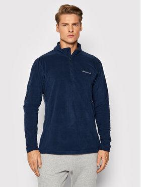 Columbia Columbia Fliso džemperis Klamath Range 1352472466 Tamsiai mėlyna Regular Fit