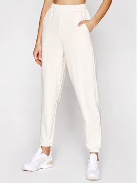 adidas adidas Spodnie dresowe adicolor Classics GN2847 Beżowy Relaxed Fit