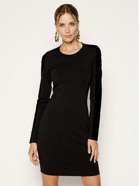Just Cavalli Just Cavalli Ежедневна рокля S04CT0963 Черен Regular Fit