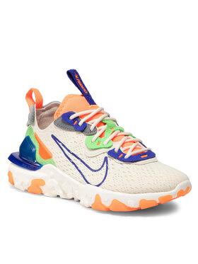 Nike Nike Обувки Nsw React Vision CI7523 104 Бежов