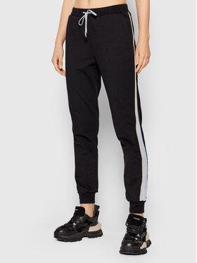 Liu Jo Sport Liu Jo Sport Pantalon jogging TF1089 F0827 Noir Sim Fit