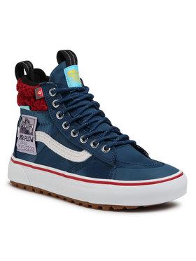 Vans Vans Sneakersy Sk8-Hi Mte 2.0 Dx VN0A4P3I23V1 Niebieski