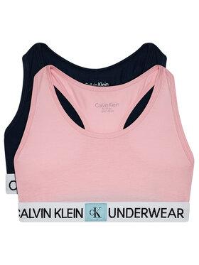 Calvin Klein Underwear Calvin Klein Underwear Komplet 2 biustonoszy G80G800350 Kolorowy