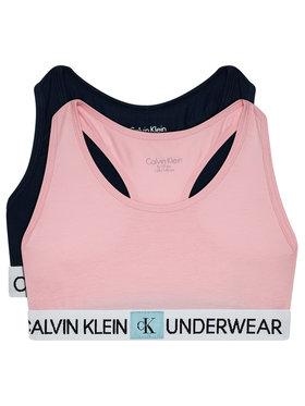 Calvin Klein Underwear Calvin Klein Underwear Lot de 2 soutiens-gorge G80G800350 Multicolore