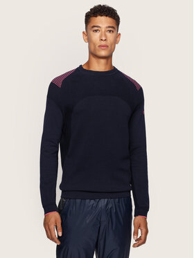 Boss Boss Sweater Rowin 50427754 Sötétkék Regular Fit