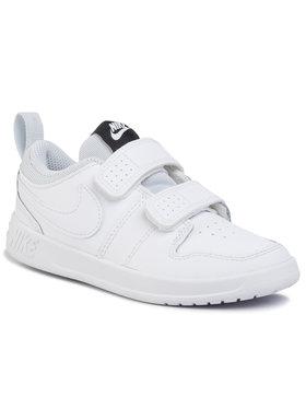 Nike Nike Обувки Pico 5 (PSV) AR4161 100 Бял