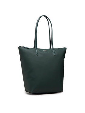 Lacoste Lacoste Rankinė Vertical Shopping Bag NF1890PO Tamsiai mėlyna