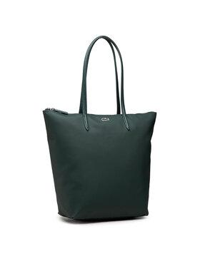 Lacoste Lacoste Torebka Vertical Shopping Bag NF1890PO Granatowy