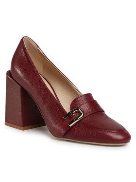 Furla Furla Обувки 1927 YD27ACO-Y53000-BUR00-1-007-20-IT Бордо