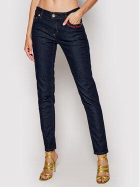 Versace Jeans Couture Versace Jeans Couture Jeansy Ric Fr 71HAB5K3 Granatowy Skinny Fit