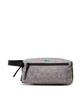 Lacoste Lacoste Kozmetická taštička Toilet Kit NH3578NZ Sivá