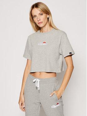 Ellesse Ellesse T-shirt Fireball SGB06838 Siva Loose Fit