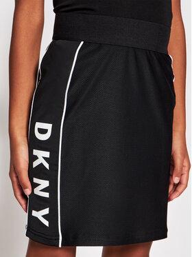 DKNY DKNY Sukně D33572 S Černá Slim Fit