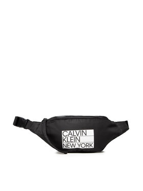 Calvin Klein Calvin Klein Saszetka nerka Waistbag K50K506988 Czarny