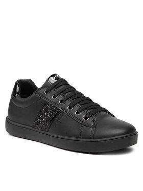Geox Geox Sneakersy J Kathe G. E J16EUE 000BC C9999 S Czarny