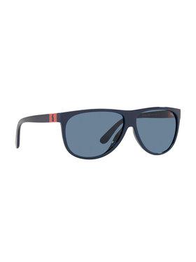 Polo Ralph Lauren Polo Ralph Lauren Slnečné okuliare 0PH4174 562080 Tmavomodrá