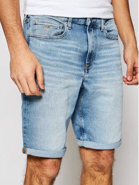 Calvin Klein Jeans Calvin Klein Jeans Szorty jeansowe J30J317745 Niebieski Regular Fit