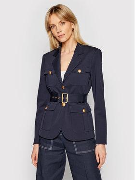 Pinko Pinko Blazer Trissa 1G15S9 5872 Bleu marine Regular Fit