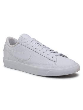 Nike Nike Chaussures Blazer Low Le AQ3597 100 Blanc