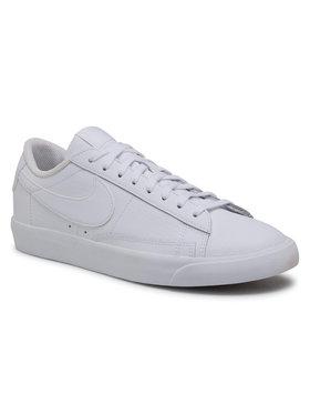 NIKE NIKE Παπούτσια Blazer Low Le AQ3597 100 Λευκό
