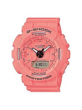 G-Shock G-Shock Ρολόι GMA-S130VC-4AER Πορτοκαλί