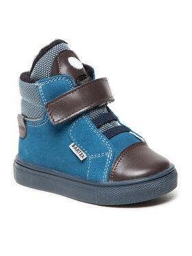 Bartek Bartek Šnurovacia obuv 11578001 Modrá