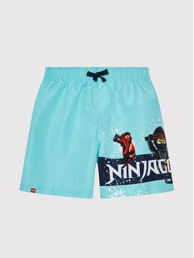 LEGO Wear LEGO Wear Pantaloni scurți pentru înot 12010149 Albastru Regular Fit