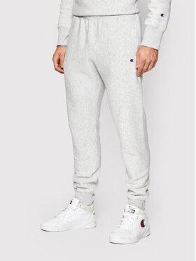 Champion Champion Pantalon jogging Ribbed Cuffs Reverse Weave 216541 Gris Custom Fit
