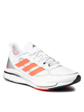 adidas adidas Pantofi Supernova + W FY2860 Alb