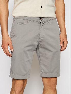 Pierre Cardin Pierre Cardin Short en tissu 3465/000/2080 Gris Tailored Fit