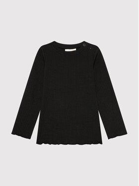 Coccodrillo Coccodrillo Блуза ZC1143105EVG Черен Regular Fit